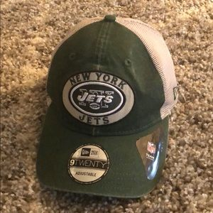 New York Jets Snap Adjustable Hat
